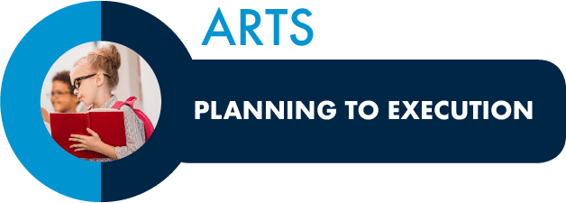 Arts: Planning to Execution